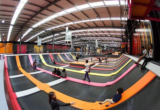 Bounce Melbourne