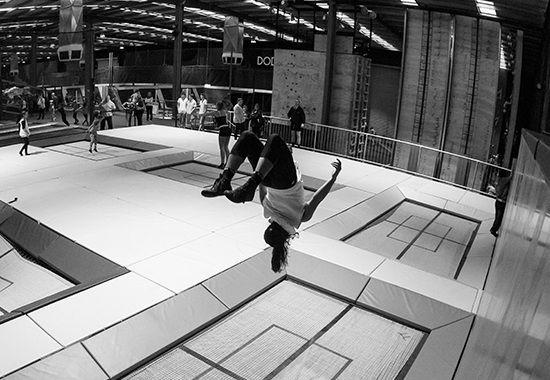 indoor trampoline centre adelaide