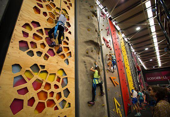 rock climbing adelaide