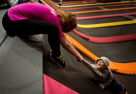 indoor trampoline centre melbourne