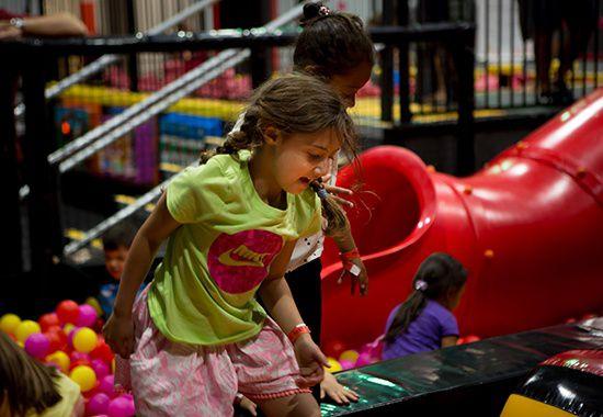 kids indoor play centre melbourne